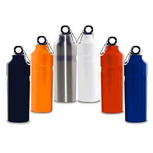750ml Aluminium Water Bottles