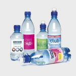 Bottled Water Custom Label