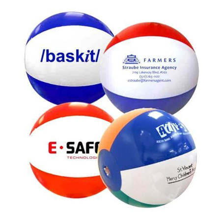 Branded Beachballs