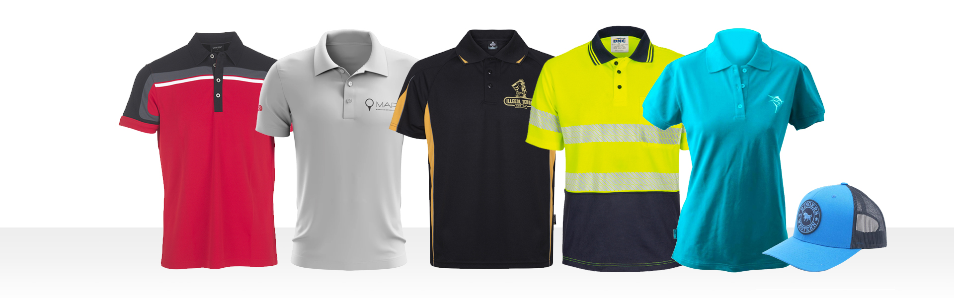Branded Corporate Apparel