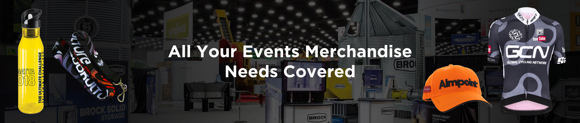 Events Merchandise Corporate Gifts