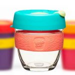 Glass Keepcups Coffee Cups