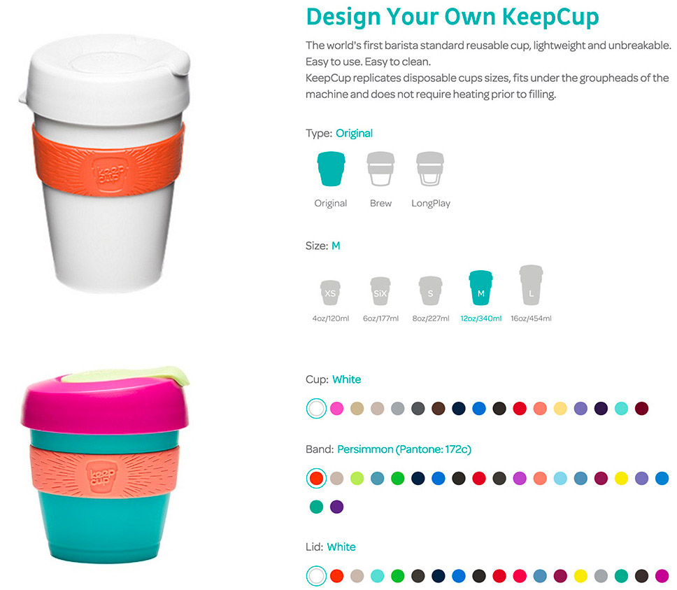 Keep Cups Promotional Products Mediamixpromotions
