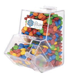 M&M Dispenser Personalised Candy
