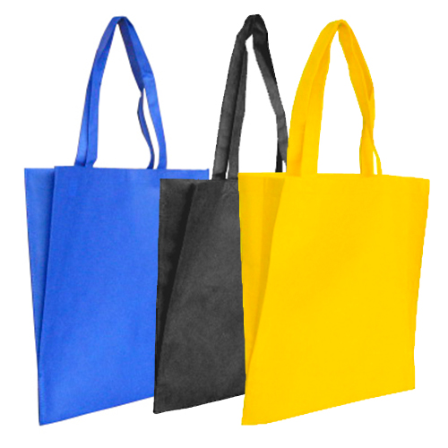 Non-Woven Bag with V Gusset