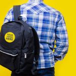 Promotonal Backpacks braned with your logo