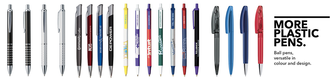 Promotional Pens Metal and Plastic