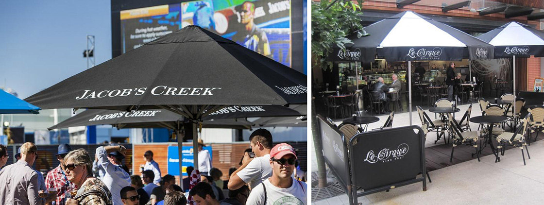 Promotional Umbrellas