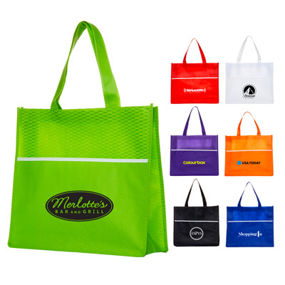Wave Rider Tote Bags